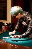 マジシャン Loki ロキの出張派遣営業のステージマジックショー ホテル 出演