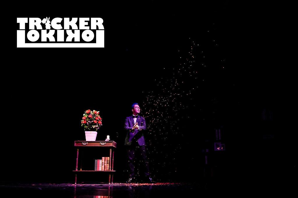 マジック ショー ステージ イベント マジシャン ロキ イリュージョン 出張 営業