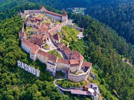Transilvania vazuta din autorulota