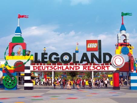 Aventura Legoland cu autorulota