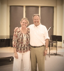 Rachel and Charles Stegeman