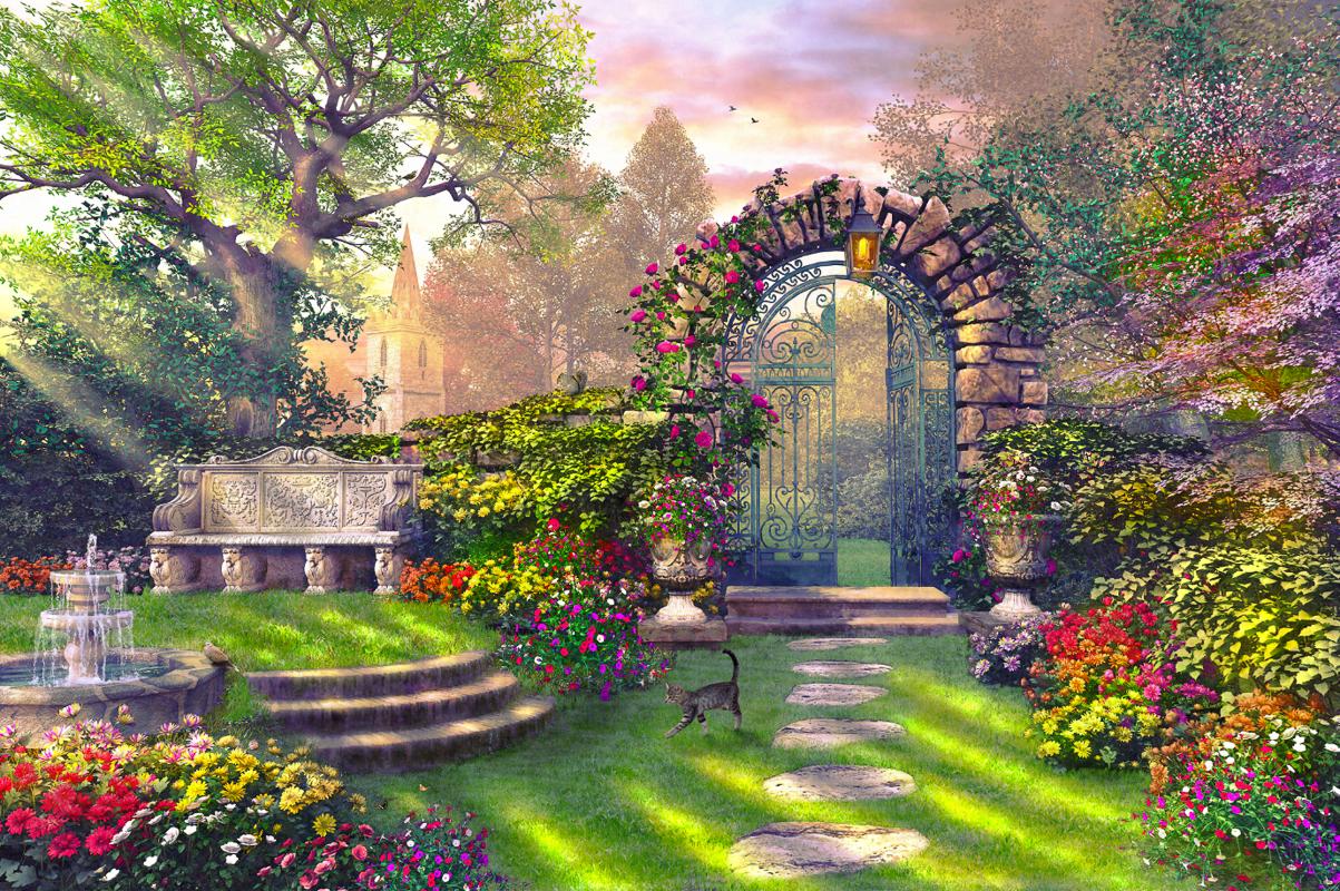 the light Garden July[2]-2