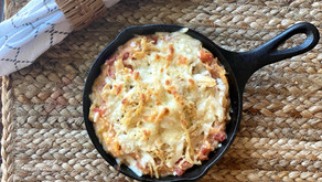 This cheesy Italian chicken spaghetti squash casserole and cheeseburger pie are simple and tasty.