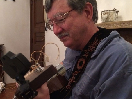 This Tarleton prof and local musician was vaccinated, but still got infected. Here's his message.
