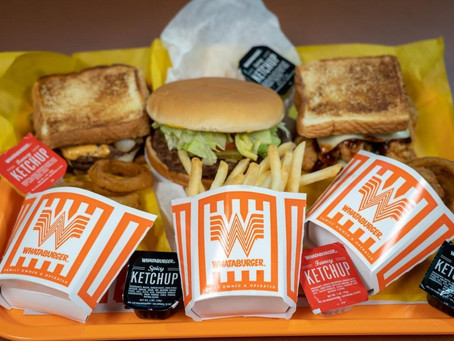 Whataburger fans, rejoice! Stephenville's big, new restaurant is opening next spring.