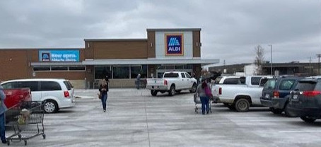 I was there when ALDI opened its doors in Stephenville. Here's what I discovered.