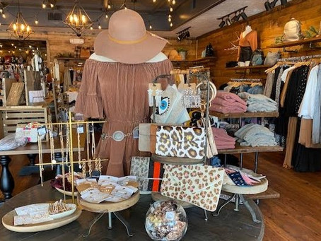 Eclectic, modern, chic: Venture No. 19 is Stephenville's newest retailer and it's a stunner.
