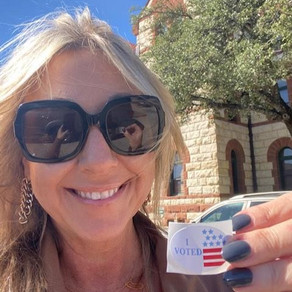 I did my civic duty today and you should do yours. Go vote for Proposition A.