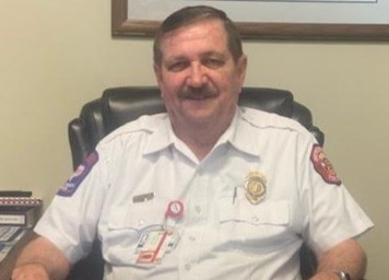 'It's been a heck of a ride.' Jimmy Chew begins his final week as the city's fire chief.