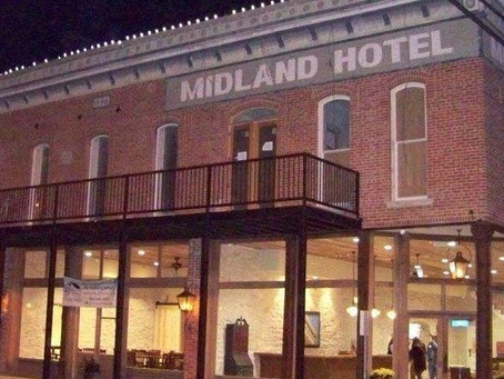 The Midland Hotel and Chophouse is a shining gem. Discover what else you're missing in Hico, Texas.