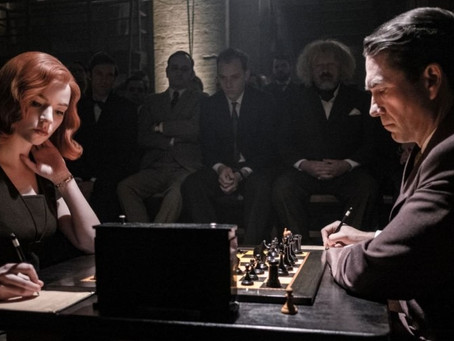 Check. Netflix's big hit, The Queen's Gambit, is a fascinating tale of high-stakes chess.