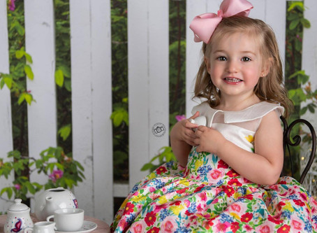 Young Stephenville girl crowned Tiny Miss Agriculture. Now she's headed to the state pageant.