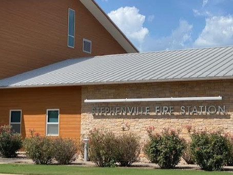 City officials to rename Stephenville Fire Station after longtime chief Jimmy Chew.