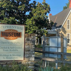 Learn about Erath County's history during this event at the Stephenville Historical House Museum.