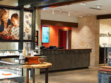 Christian jeweler James Avery opening in Stephenville's Washington Commons.