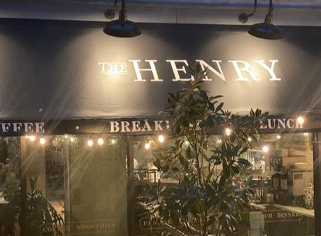 The next time you visit Dallas, make plans to dine at The Henry. And get the short rib potstickers.