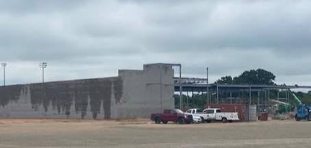 Construction on Hobby Lobby, Old Navy, Ross, T.J. Maxx, Ulta Beauty and Five Below is underway.