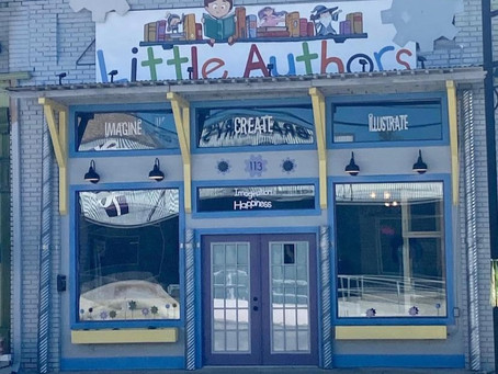 Little Authors: This new business is upping the cute factor in Dublin and your kids will love it.