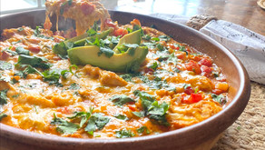 These recipes prove healthy and tasty go hand-in-hand. Think enchilada bake, buffalo chicken.