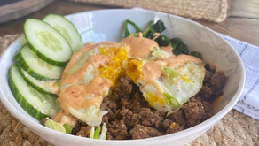 Get a taste of Korean with these healthy and delicious Bibimbap bowls.