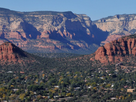 Going Places: Sedona, Arizona, where Mother Nature steals the show.
