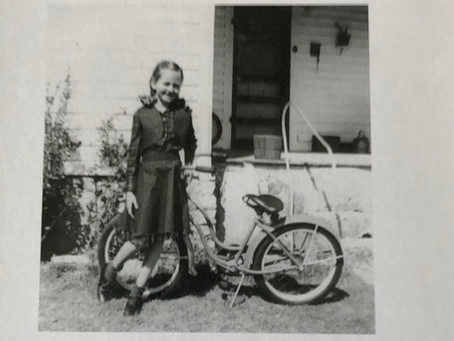 Memoir: Feed Sack Dresses: Memories of a Texas Farm Girl recalls growing up in Bluff Dale