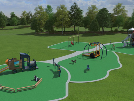 Deadline to register for golf tourney benefiting the city's all-inclusive playground is Wednesday.