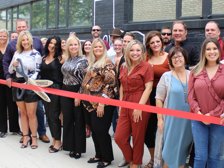 Beneath the Surface News joins Chamber and celebrates with ribbon cutting.
