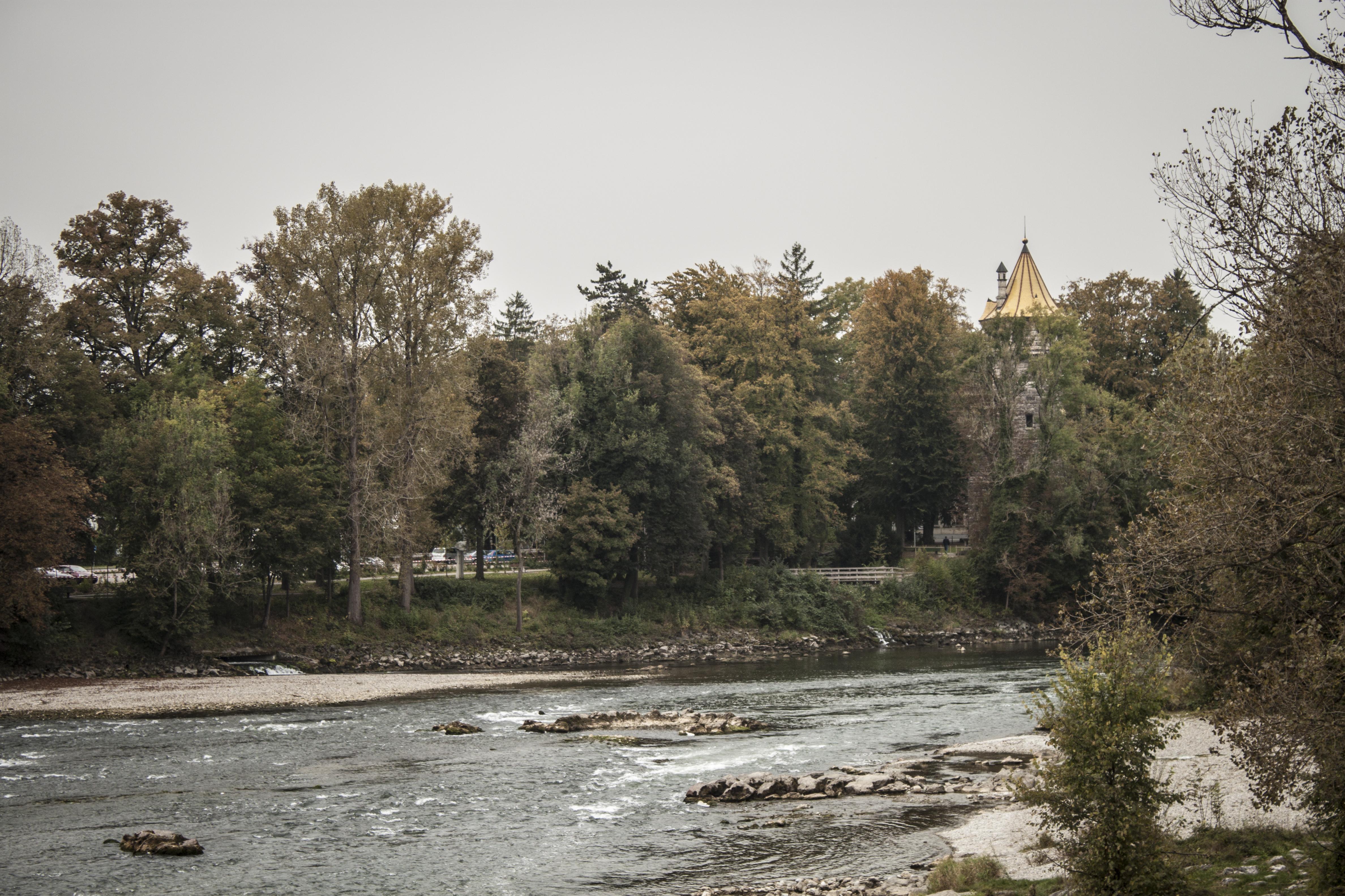 Lech mit Mutterturm