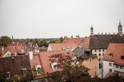Die Dächer Landsbergs