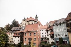 Museum und Hl. Kreuz Kirche
