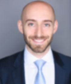 Jonathan Feingold headshot