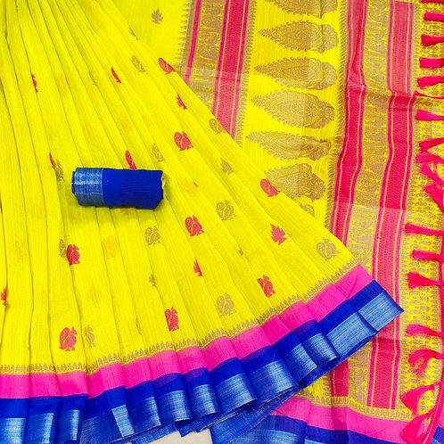 Pooja Sri Collection SAREE'S - 3