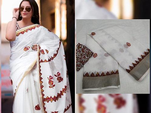 Chanderi Cotton - 5