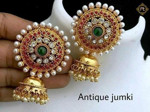 Antique Jhumka