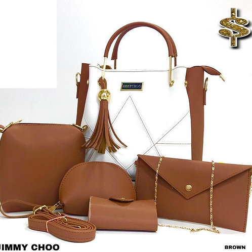 BRAND-JIMMY CHOO 5PCS COMBO -2