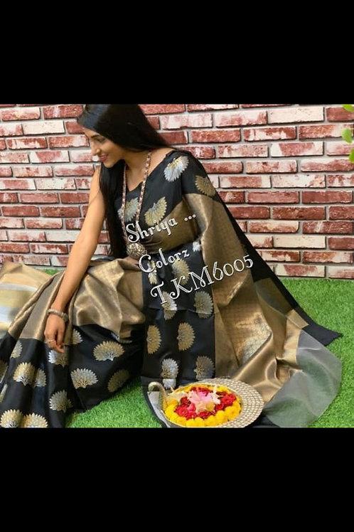 Banarasi full tanchui zari saree