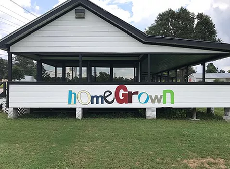 """WHY """"HOME GROWN""""?"""