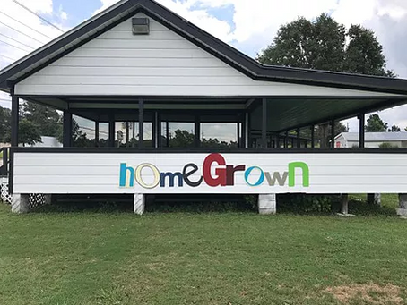 "WHY ""HOME GROWN""?"