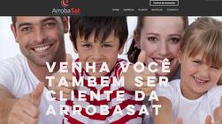 Novo Site da ArrobaSat