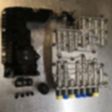 Ford ZF 6HP26 Valve Body Mechatronics Repair Transdoctor