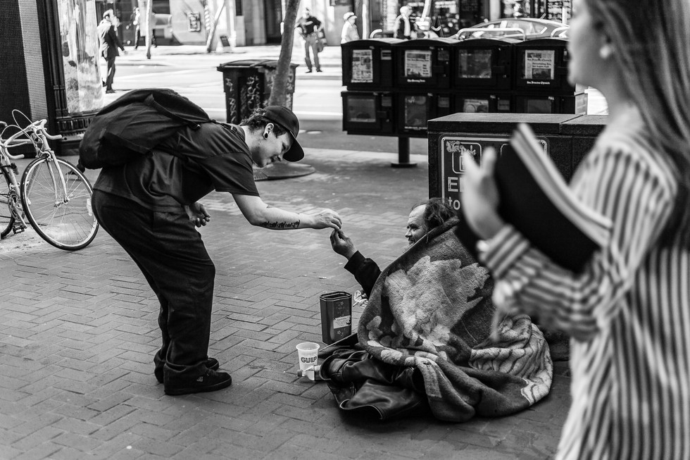 Those Who Give Most