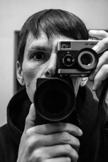 Self Portrait 792 -  Let My Cameras Do The Talking