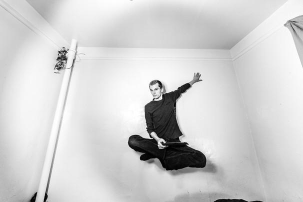 Self Portrait 268 - Levity of Gravity