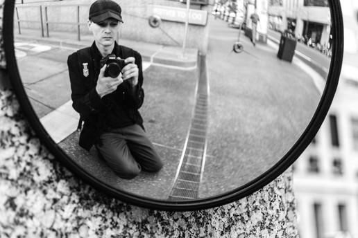 Self Portrait 88 - Tortured Wanderings