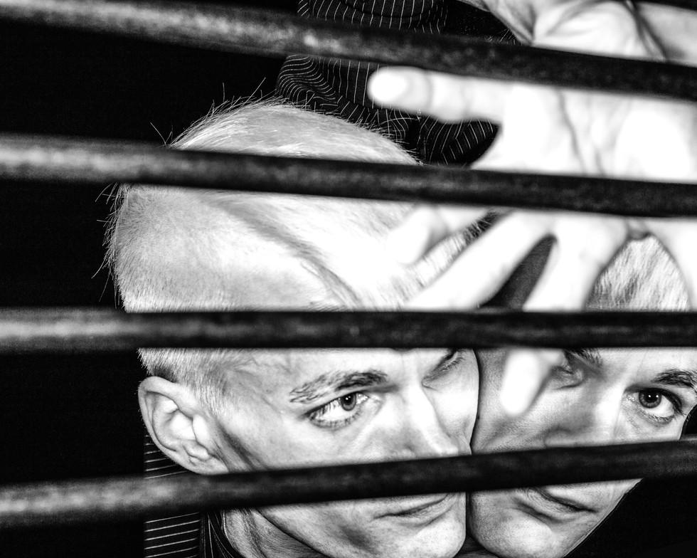 Self Portrait 2426 - The Prisoner Of Siam