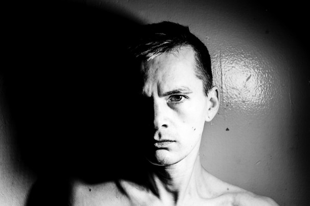 Self Portrait 8 - The Dark Half