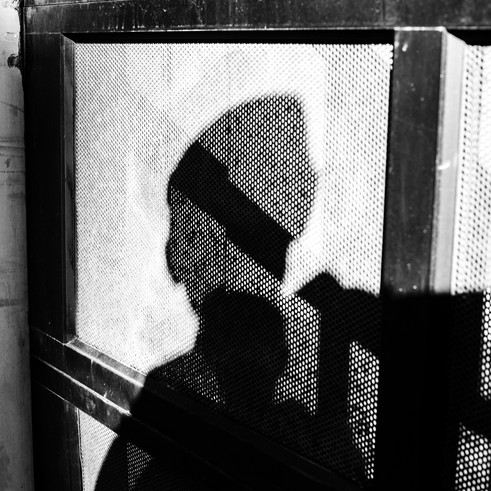 Self Portrait 1263 - Darkness Within