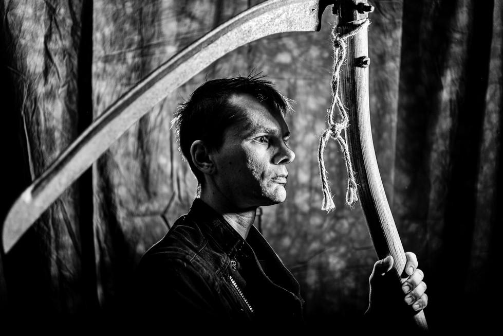 Self Portrait 522 - Reaper Of Light