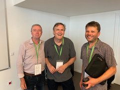 With Tim Beatley in Paris for Biophilic